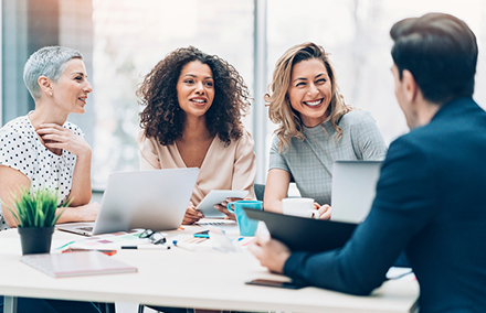 Group interview questions and how to stand out