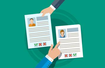 Recruiting genuine marketing specialists